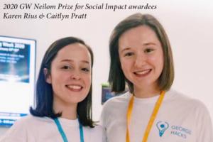 GW Neilom Social Impact Prize